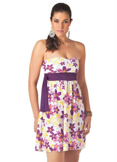 vestidos florais basicos 470x650 - VESTIDO FLORAL TOMARA QUE CAIA, curto ou longo moda verão