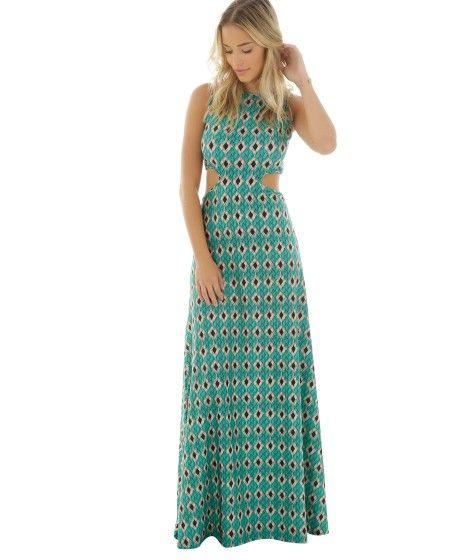 vestidos longos de malha 3 - VESTIDOS LONGOS DE MALHA fria lindos e muito confortáveis