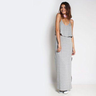 vestidos longos de malha 5 - VESTIDOS LONGOS DE MALHA fria lindos e muito confortáveis