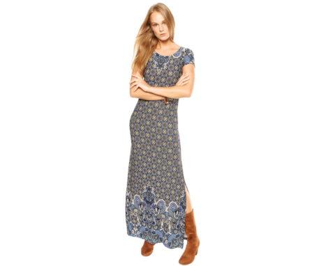 vestidos longos de malha 6 470x382 - VESTIDOS LONGOS DE MALHA fria lindos e muito confortáveis