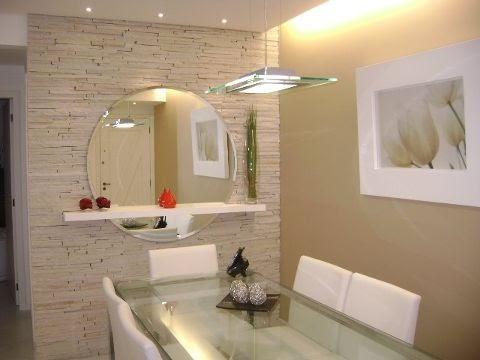 aparador com espelho na parede modelos 4