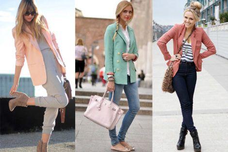 blazer feminino com calca 2 470x313 - Como usar BLAZER FEMININO com saia, calça