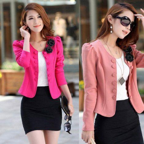 blazer feminino com saia 5 470x470 - Como usar BLAZER FEMININO com saia, calça