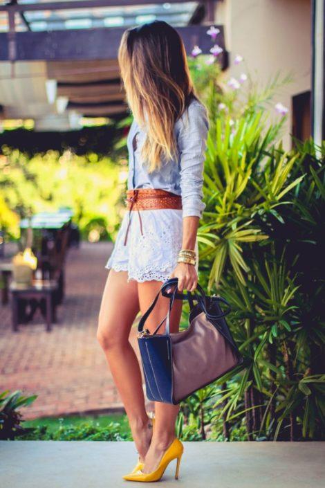 bolsas femininas de couro 5 470x705 - Looks com Belas BOLSAS FEMININAS DE COURO da moda