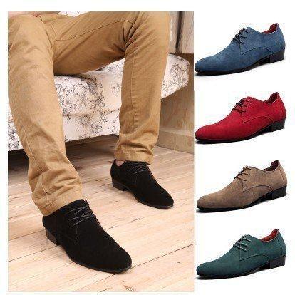 calca de sarja e sapato camurca masculino - Como usar SAPATO DE CAMURÇA MASCULINO: com calça e bermuda