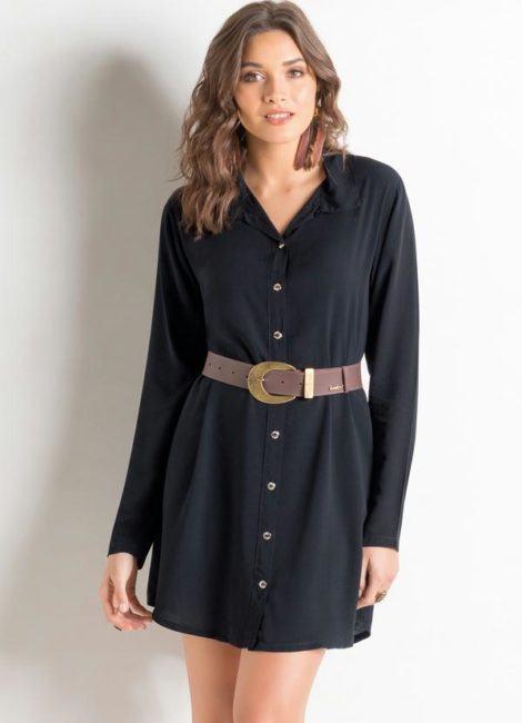 camisa vestido chemise 470x650 - VESTIDO CHEMISE modelitos perfeitos para o verão