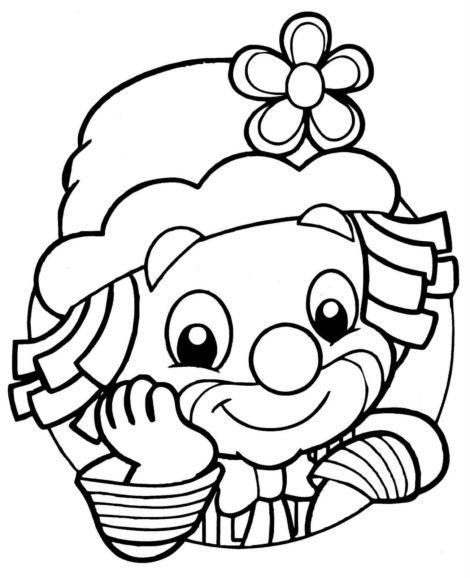 desenhos para colorir e imprimir 5 470x578 - DESENHOS PARA COLORIR e imprimir para meninos e meninas