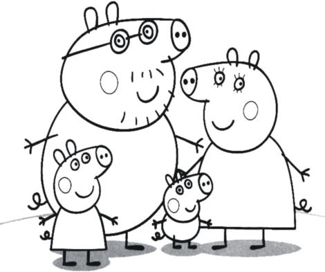 desenhos para colorir e imprimir 6 470x393 - DESENHOS PARA COLORIR e imprimir para meninos e meninas