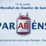 dia mundial do doador de sangue 150x150 - Dia Mundial do Doador de Sangue 14 de junho