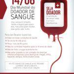 frases do dia mundial do doador de sangue 150x150 - Dia Mundial do Doador de Sangue 14 de junho
