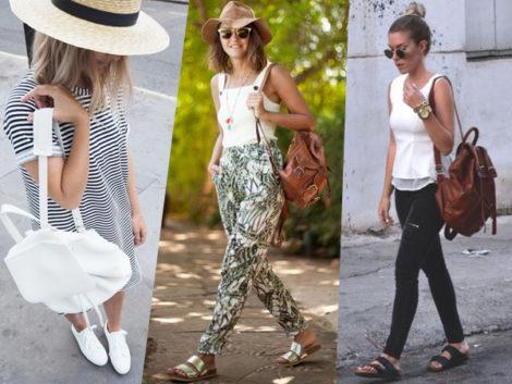 imagem 12 6 470x353 - Looks com Belas BOLSAS FEMININAS DE COURO da moda