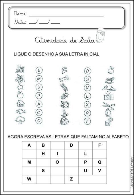 imagem 16 5 470x685 - Atividades de ALFABETIZAÇÃO COM VOGAIS - aprenda as letras