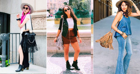 imagem 20 3 470x249 - Looks com Belas BOLSAS FEMININAS DE COURO da moda