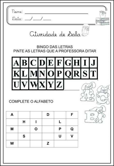 imagem 23 4 470x685 - Atividades de ALFABETIZAÇÃO COM VOGAIS - aprenda as letras