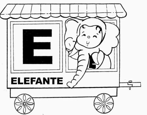 imagem 26 4 470x366 - Atividades de ALFABETIZAÇÃO COM VOGAIS - aprenda as letras