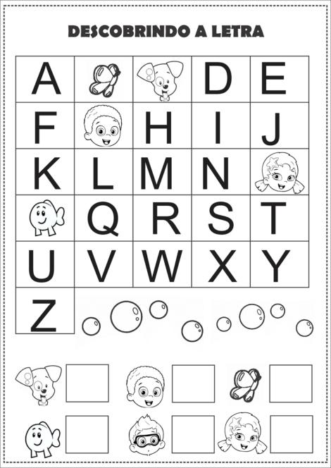 imagem 3 470x664 - Atividades letras do Alfabeto para colorir para aprendizado