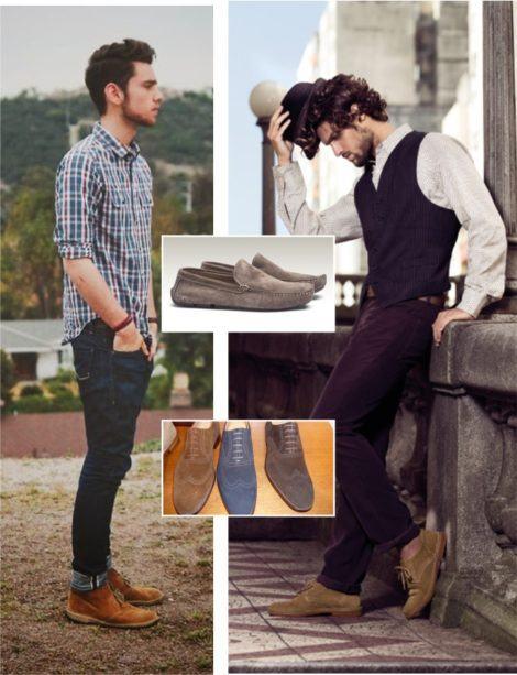 imagem 5 470x613 - Como usar SAPATO DE CAMURÇA MASCULINO: com calça e bermuda