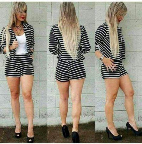 imagem 6 7 470x479 - Como usar BLAZER FEMININO com saia, calça