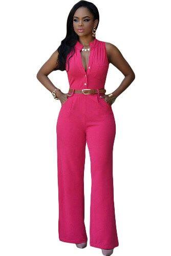 macacao social feminino 3 - Macacão feminino 2018 super na moda ( Veja os looks )