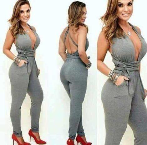 macacao social feminino 5 470x464 - Macacão feminino 2018 super na moda ( Veja os looks )