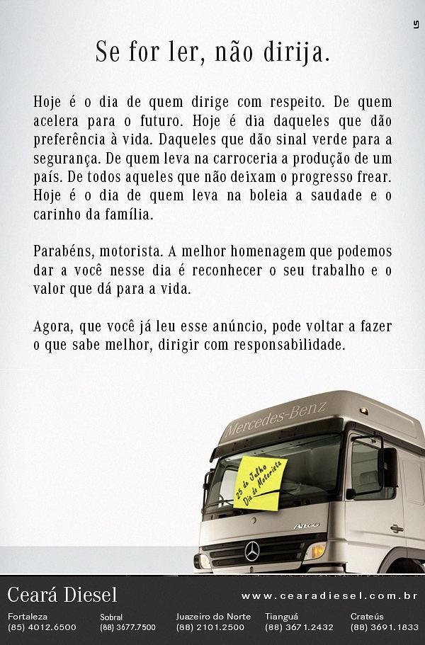 mensagens para dia do motorista brasil 2 - Dia do Motorista no Brasil 25 de julho padroeiro São Cristóvão