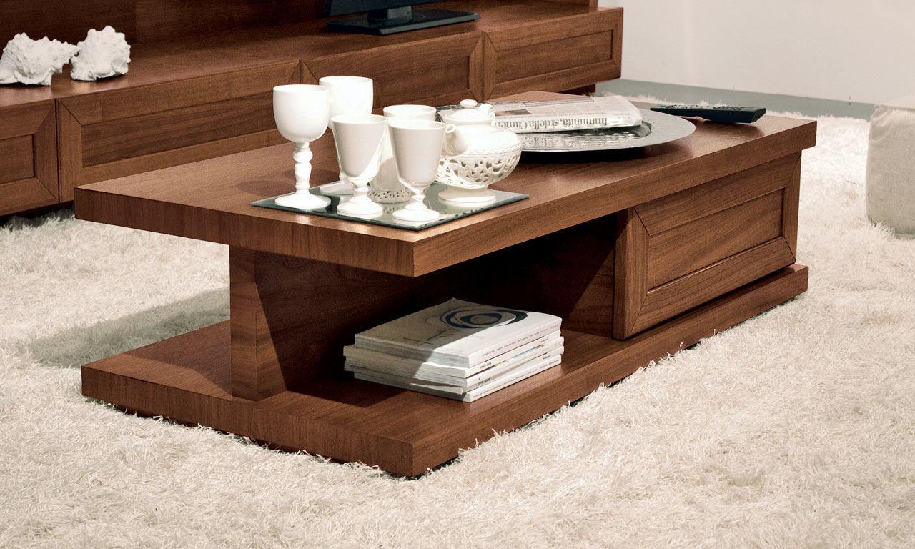 Modelos de mesa de centro modernas moda decor for Mesas esquineras modernas