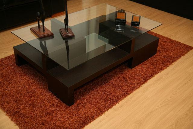 Modelos de mesa de centro modernas moda decor - Mesas bajas de centro ...
