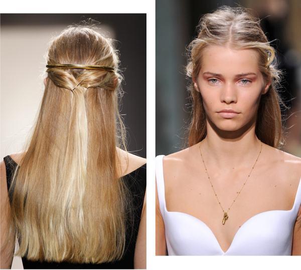 para cabelos lisos