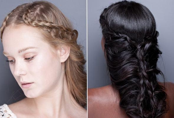 para cabelos longos