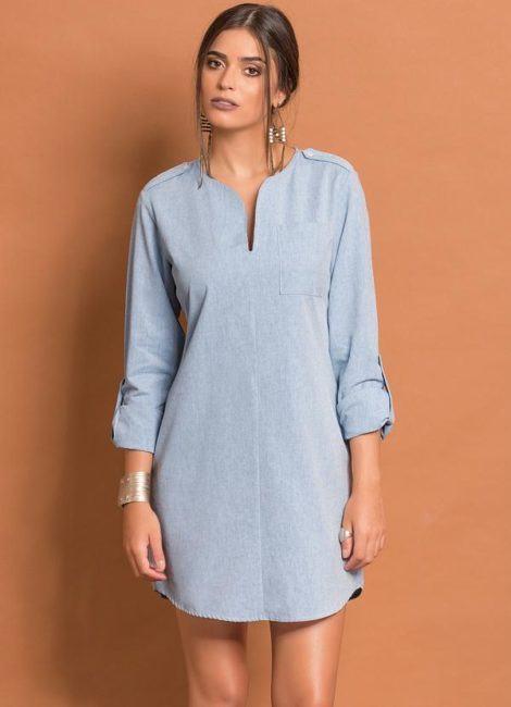 vestidos chemise 470x650 - VESTIDO CHEMISE modelitos perfeitos para o verão