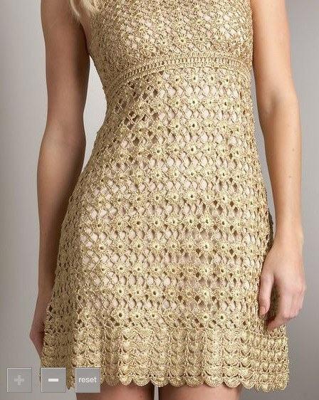 vestidos de croche - VESTIDOS DE CROCHE modelo curto, longo : O que está na moda
