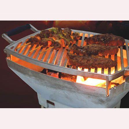 churrasqueiras de carvao pequenas 9 - Opções em CHURRASQUEIRA DE CARVÃO PEQUENAS pequenas, de inox modelos portateis