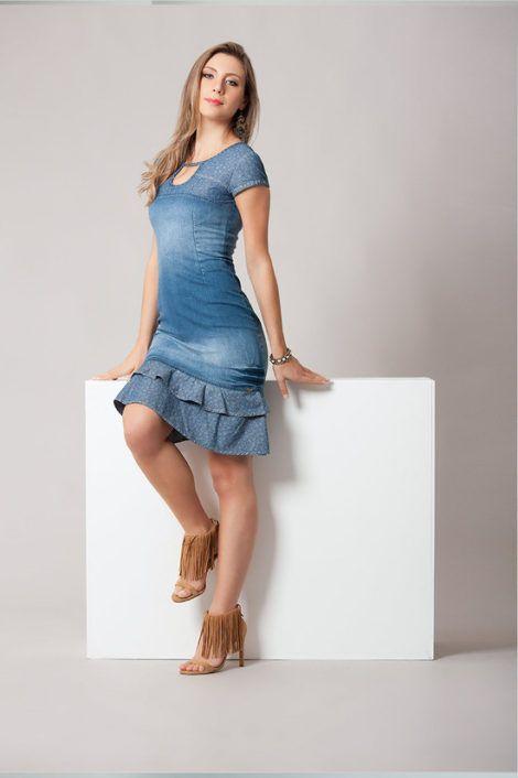 vestidos evangelicos jeans 3 470x706 - Como usar os VESTIDOS EVANGÉLICOS JEANS e esporte fino