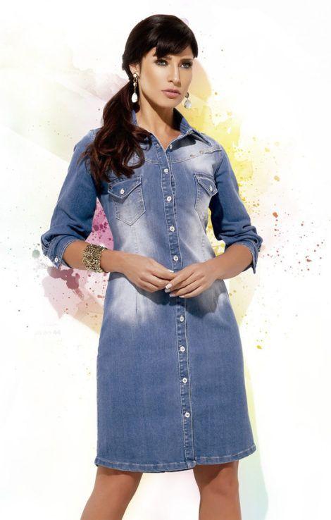 vestidos evangelicos jeans 5 470x738 - Como usar os VESTIDOS EVANGÉLICOS JEANS e esporte fino