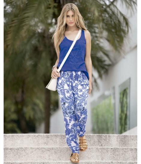 calcas estampadas 470x544 - CALÇA FEMININA ESTAMPADA de verão lindas e modernas