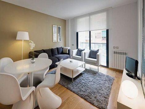 imagem 16 470x353 - Sala decorada de apartamento veja como ter um ambiente agradável