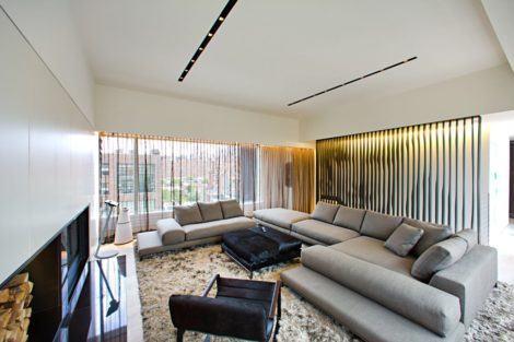 imagem 22 470x313 - Sala decorada de apartamento veja como ter um ambiente agradável
