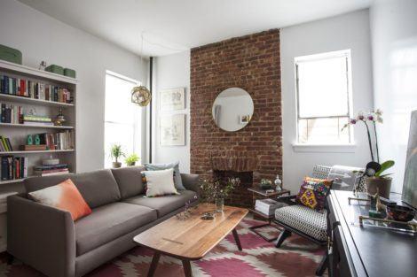 imagem 23 470x313 - Sala decorada de apartamento veja como ter um ambiente agradável