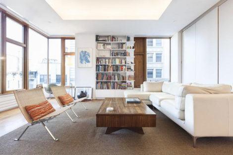 imagem 27 470x313 - Sala decorada de apartamento veja como ter um ambiente agradável