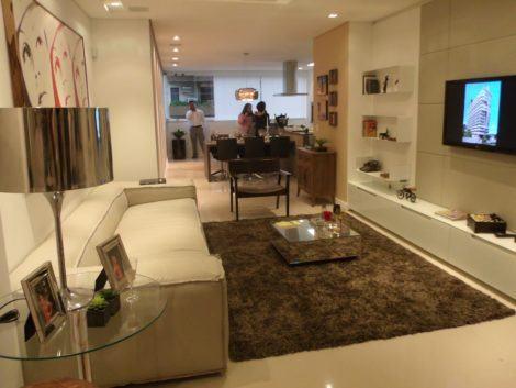 imagem 9 470x353 - Sala decorada de apartamento veja como ter um ambiente agradável