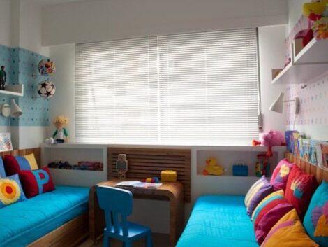 quarto para irmaos pequenos 1 470x353 - Quarto para IRMÃOS PEQUENOS estilos contemporâneos modernos