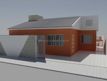 fachada residencial simples projetos