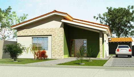 imagem 13 1 470x272 - Ideias para Fachada residencial simples em 30 fotos