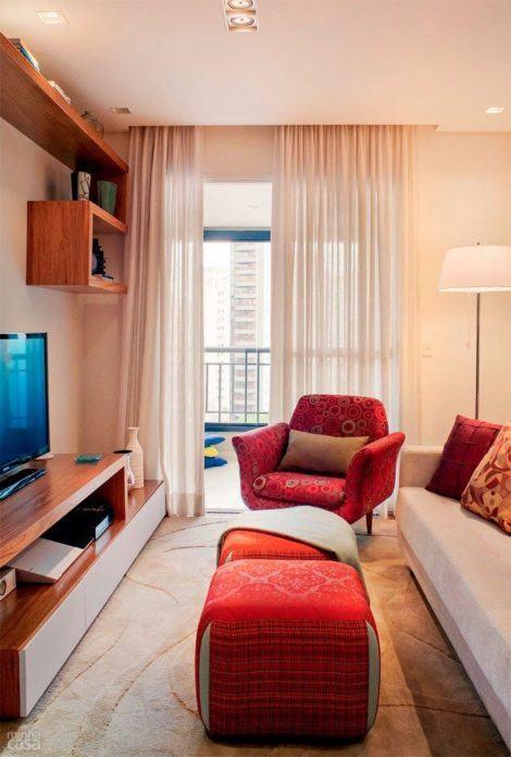 imagem 13 470x696 - Modelos de Puff decorativo para sala de estar coloridos e charmosos