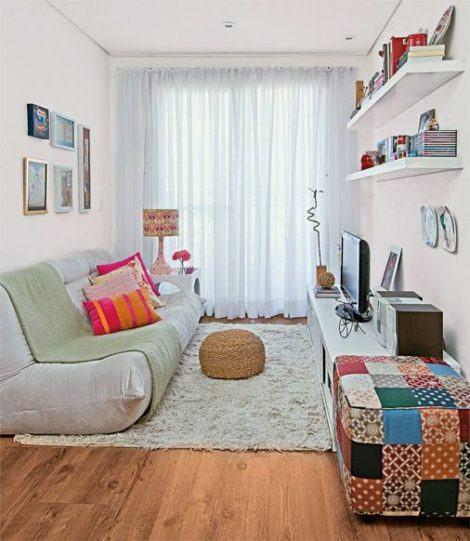imagem 17 470x541 - Modelos de Puff decorativo para sala de estar coloridos e charmosos