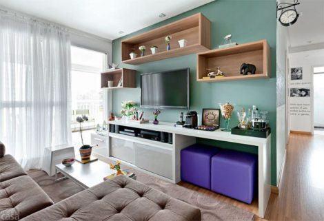 imagem 18 470x321 - Modelos de Puff decorativo para sala de estar coloridos e charmosos