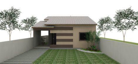 imagem 24 1 470x217 - Ideias para Fachada residencial simples em 30 fotos