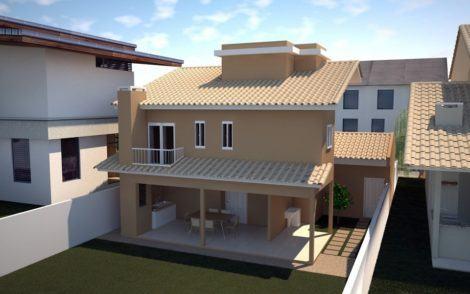 imagem 26 470x294 - Ideias para Fachada residencial simples em 30 fotos