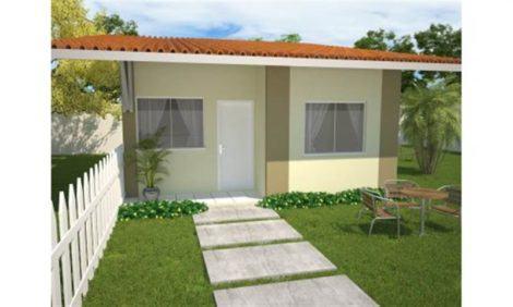imagem 28 470x282 - Ideias para Fachada residencial simples em 30 fotos