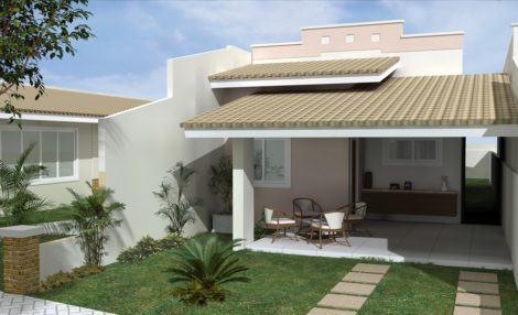 imagem 29 470x286 - Ideias para Fachada residencial simples em 30 fotos